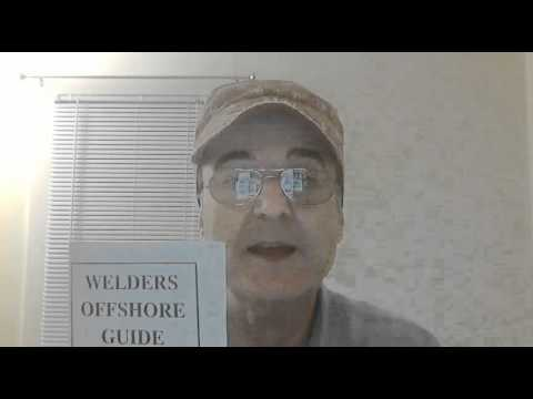 OFFSHORE WELDING, OFFSHORE WORKERS, LARGE SALARIES, VIDEO 3