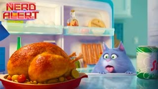 The Secret Life of Pets Reveals First Official Trailer