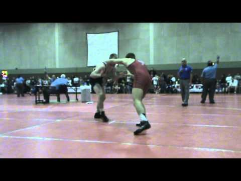 MFS 74 KG Cody Johnson UNA) vs Dylan Reel (Minn Storm)