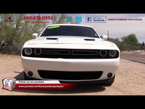 2015 Dodge Challenger R/T Plus Coupe - Luxury Motorsports (15069)