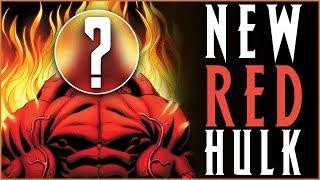Marvel's New Red Hulk