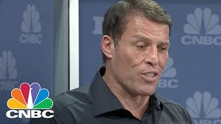 Tony Robbins On Advising Top Talent: The CEO Whisperer | iConic Conference 2017 | CNBC