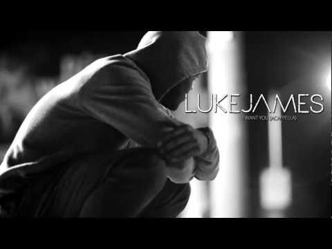 Luke James - I Want You (Acapella) Music Videos