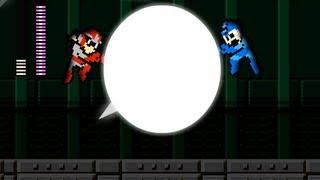 Megaman 11: Megaman & Protoman vs. Bass