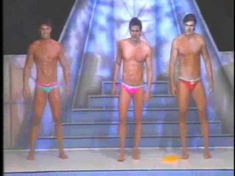 Mr. Handsome Venezuela 2007 - Swimwear Show