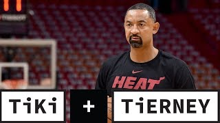 Juwan Howard Replaces John Beilein | Tiki +Tierney