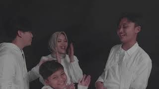Merelakan - Rizky Febian (Cover by Putri Delina, Jeffry Reksa, Rizwan, Ferdy)