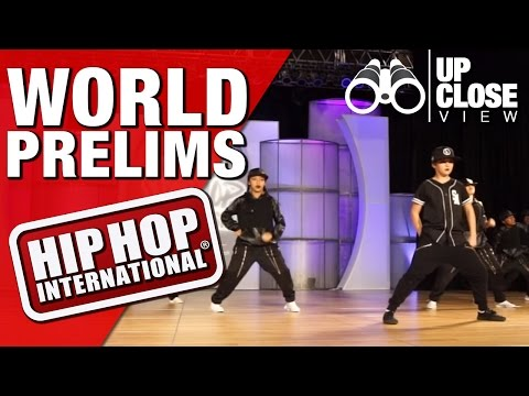 (UC) Craw Homies - South Africa (Junior Diviison) @ HHI's 2015 World Prelims