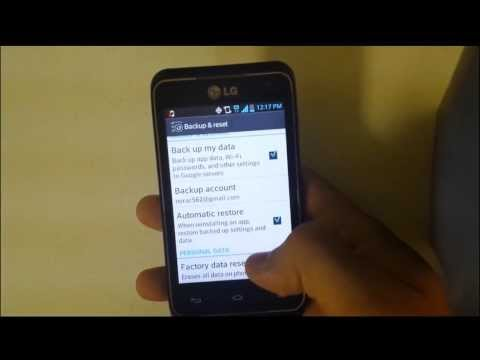 How To Reset LG Motion 4G MS770 Metro PCS - Hard Reset and Soft Reset