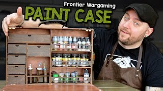 👍👎 Frontier Wargaming PAINT CASE - Review & Demo (sponsored)