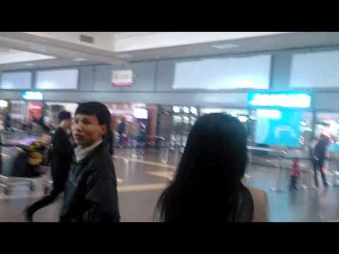 Hanoi Noi Bai International Airport Hanoi Vietnam Han Tour Travel Guide Video Review.1