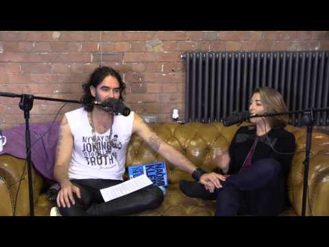 Will Superheroes Save The Planet? Russell Brand The Trews (E178)