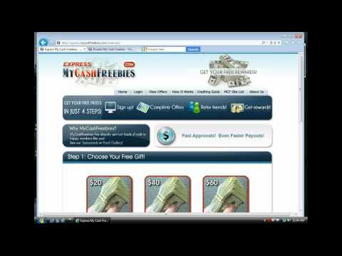 My Cash Freebies Review DO NOT GET  or Double My Cash Freebies, My Cash Freebies Review