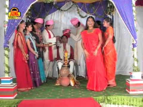 Saj Raho Dulha Re  superhit Bundelkhandi Lokgeet By Sanjo Baghel video