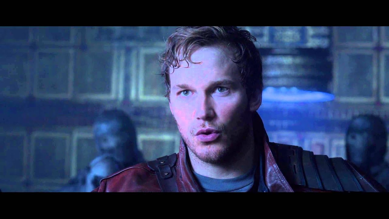 Meet the guardians of the galaxy peter quill youtube
