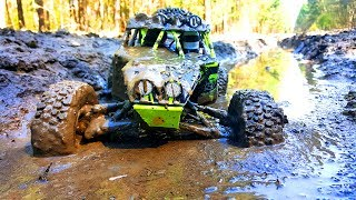 RC Cars MUD OFF Road — WLtoys 10428 VS WLtoys 10428A VS Feiyue FY04 — RC Extreme Pictures