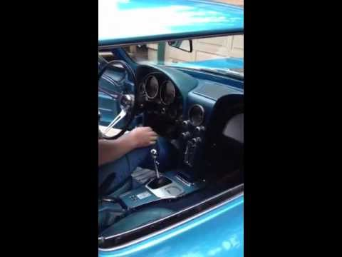 Corvette Stingray Dubai on 1967 Corvette Stingray Coupe Video 1 For Sale   65000