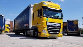 DAF XF 480 Euro 6 (Part19) Waberer's 2018