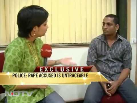 NDTV tracks down Goa rape accused