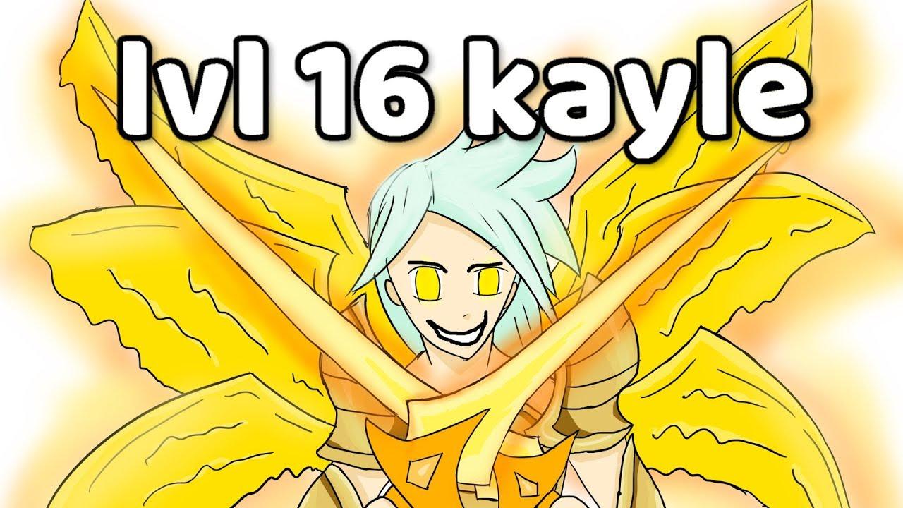 KAYLE'S FINAL FORM