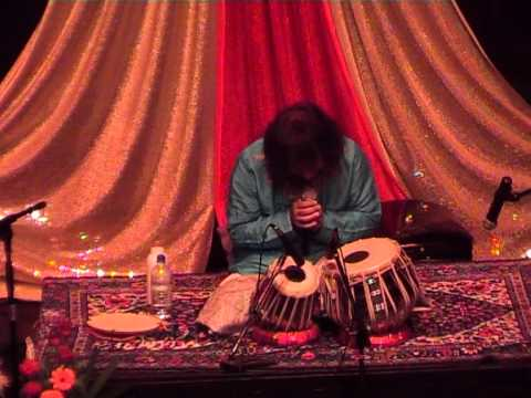 Ustad Tari Khan Ji- Nexus Theatre, Perth- 27 April, 2013 video
