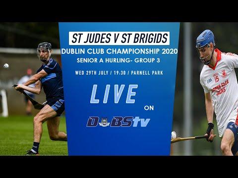 St Judes v St Brigids- 2020 Dublin Senior A Hurling Championship Highlights