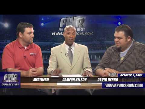 Chyna v Beth Phoenix, Bischoff In Depth, Orton/Jake Roberts - Primetime 10/9/09