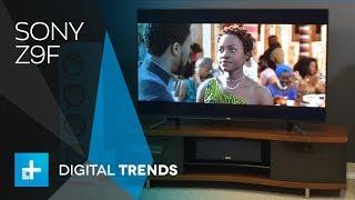 Sony Z9F 4K LED TV Review