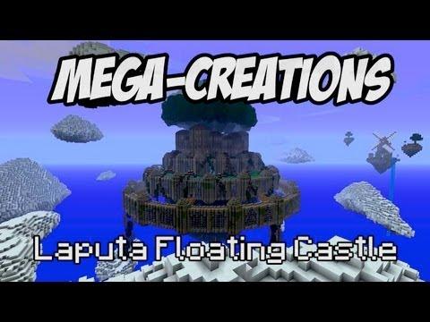 Laputa Floating Castle