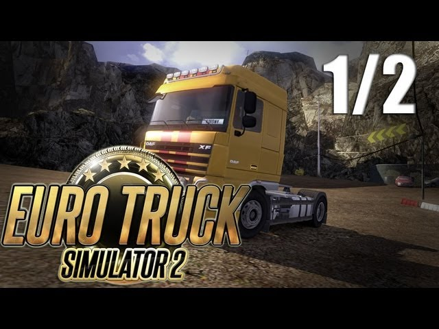 Euro Truck Simulator 2 - Představení (1/2)