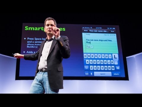 David Pogue: 10 top time-saving tech tips Video Download