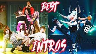 The Most Amazing K-POP Intros - (EXO, TWICE, BTS, SF9, & MORE) [PART1]