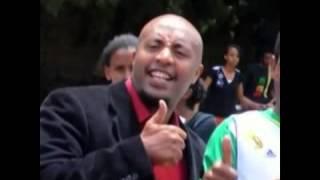 Very funny Comedian Abiy Melaku pranks Fasil Demoz