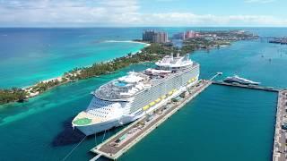 Symphony of the Seas at Nassau 2019/02/03