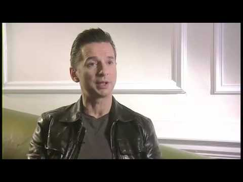 Studio Brussel: Interview Dave Gahan Depeche Mode