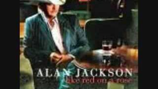 Watch Alan Jackson Everything I Love video