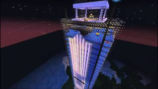 Minecraft Skyscrapers_The Big One