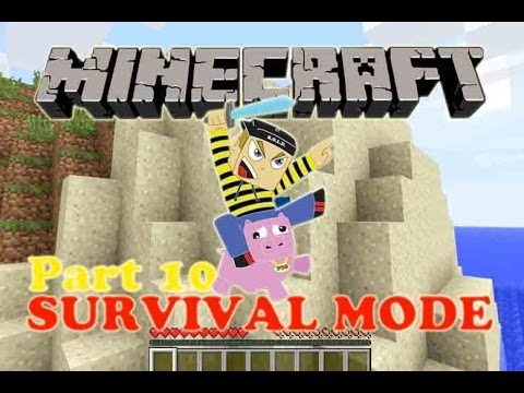 how to change minecraft to survival mode