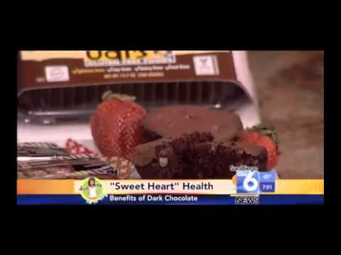Benefits of Dark Chocolate | Sweet Heart Health