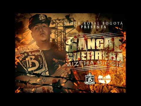 MIZTHA - (SANGRE GUERRERA) - BLOCK ROYAL BOGOTA