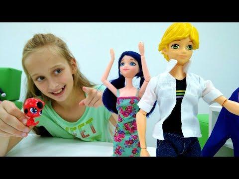 Мультики для девочек - Маринетт делает покупки