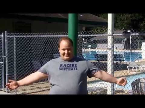 Parker Griffith - MSU Media Realtions - #ALSIceBucketChallenge