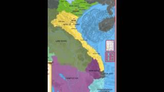 72 bức bản đồ lãnh thổ Việt Nam từ thời Hùng Vương đến nay