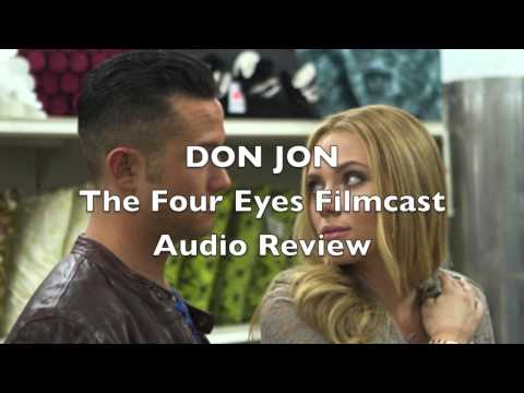Don Jon  (EARLY REVIEW) The Four Eyes Filmreview