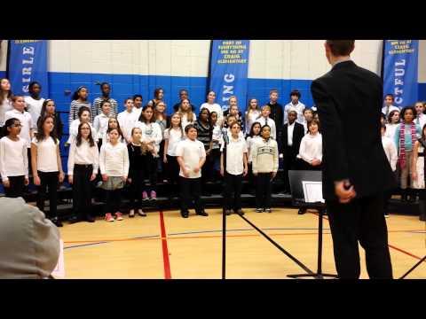 Craig School Chorus - America mash-up
