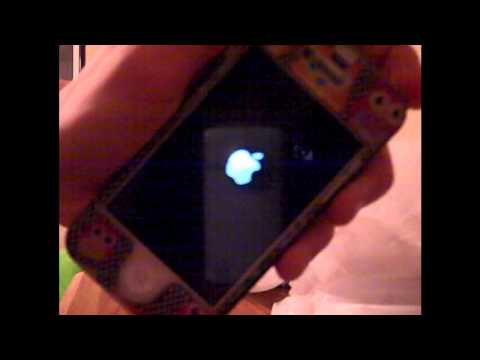 How To Unfreeze Your iPhone4