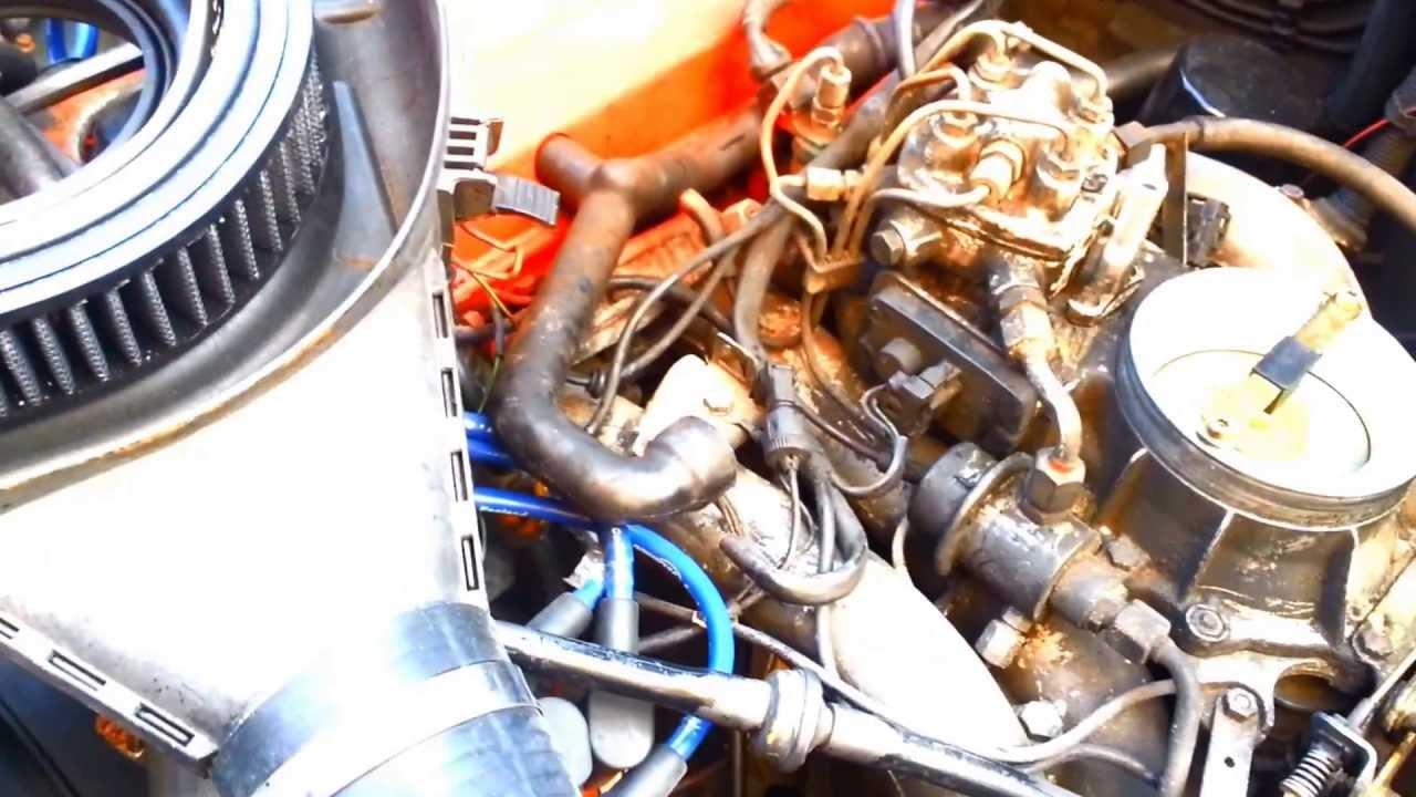 124 Fuel Efficiency Adjust 1989 Mercedes 230e Youtube