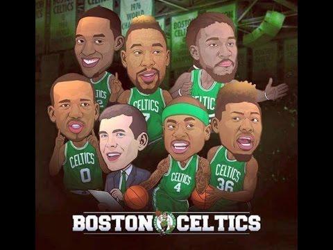 Boston Celtics 2016 Season & Playoff Highlight Mix!