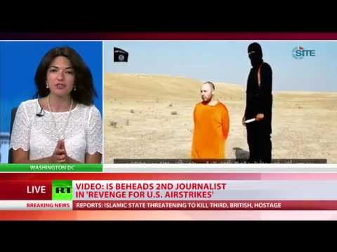 Second US journalist beheaded by ISIS terrorists