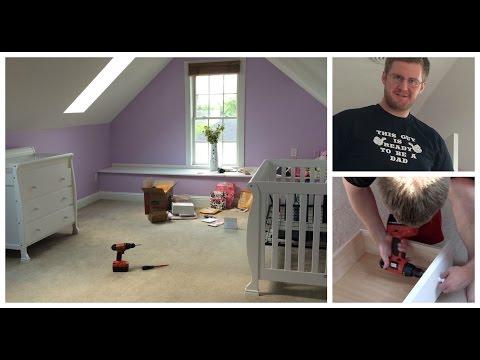 Belle's Nursery! Part 1: Furniture
